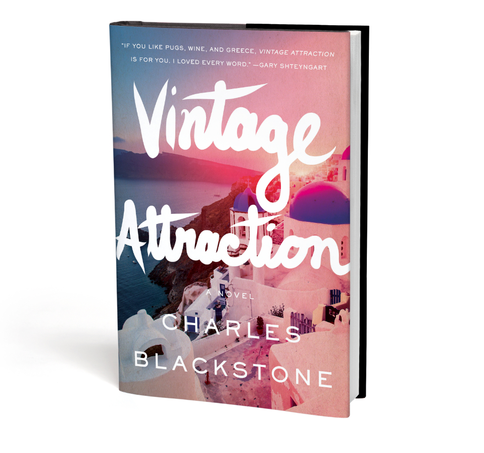 Charles Blackstone: The Art of Friction